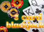 Black Jack Three card