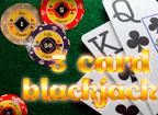 Black Jack Three card