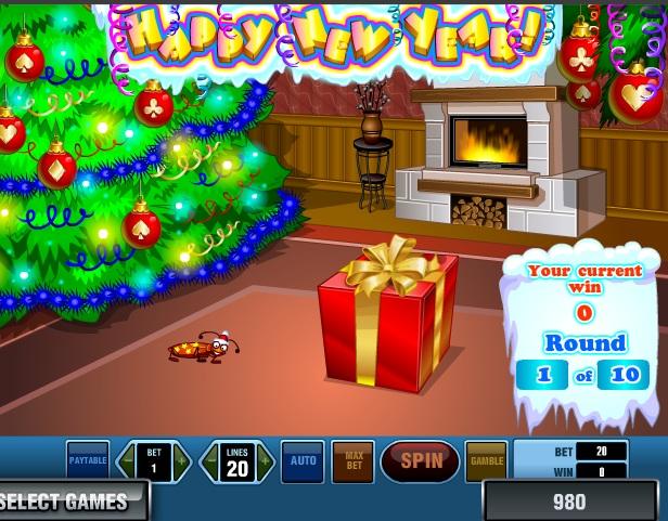 Игровой автомат Сюрприз От Санты (Santa Surprise)